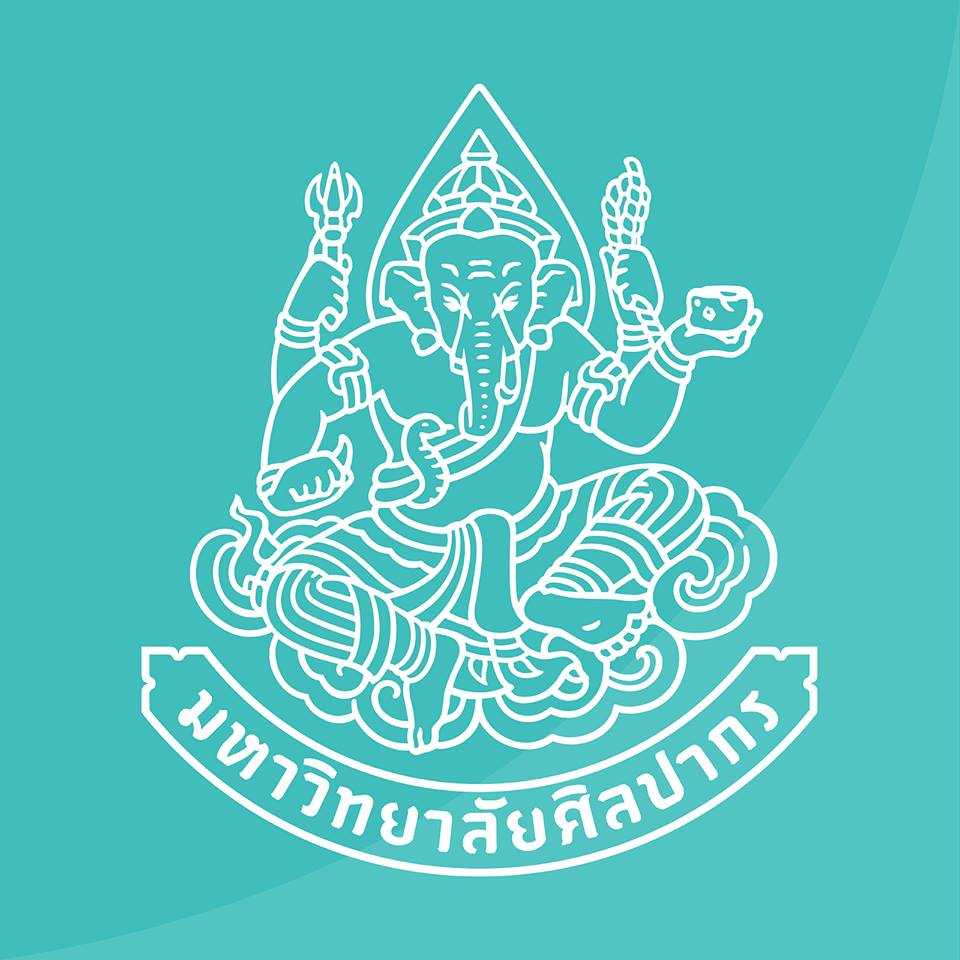 silapakorn university logo