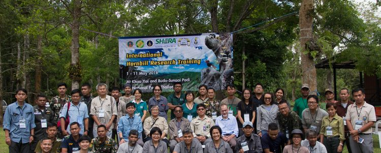 International Hornbill Research Training